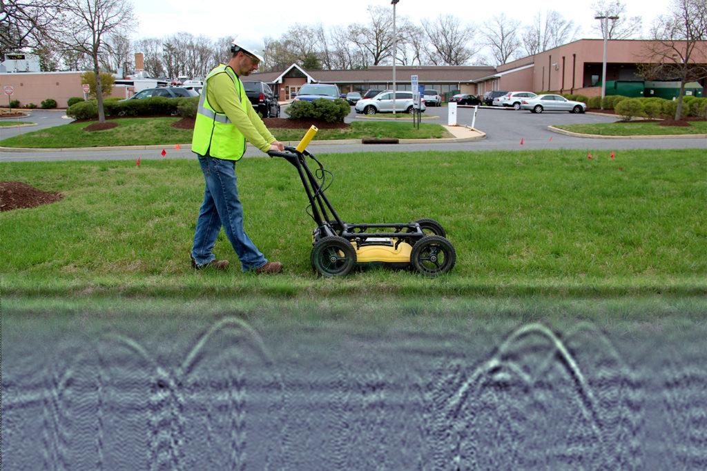 Ground penetrating radars